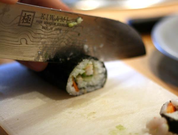 Messer, Kill Bill Sushi Style