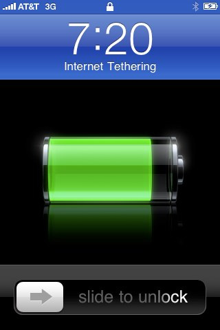 Bluetooth Tethering mit dem iPhone