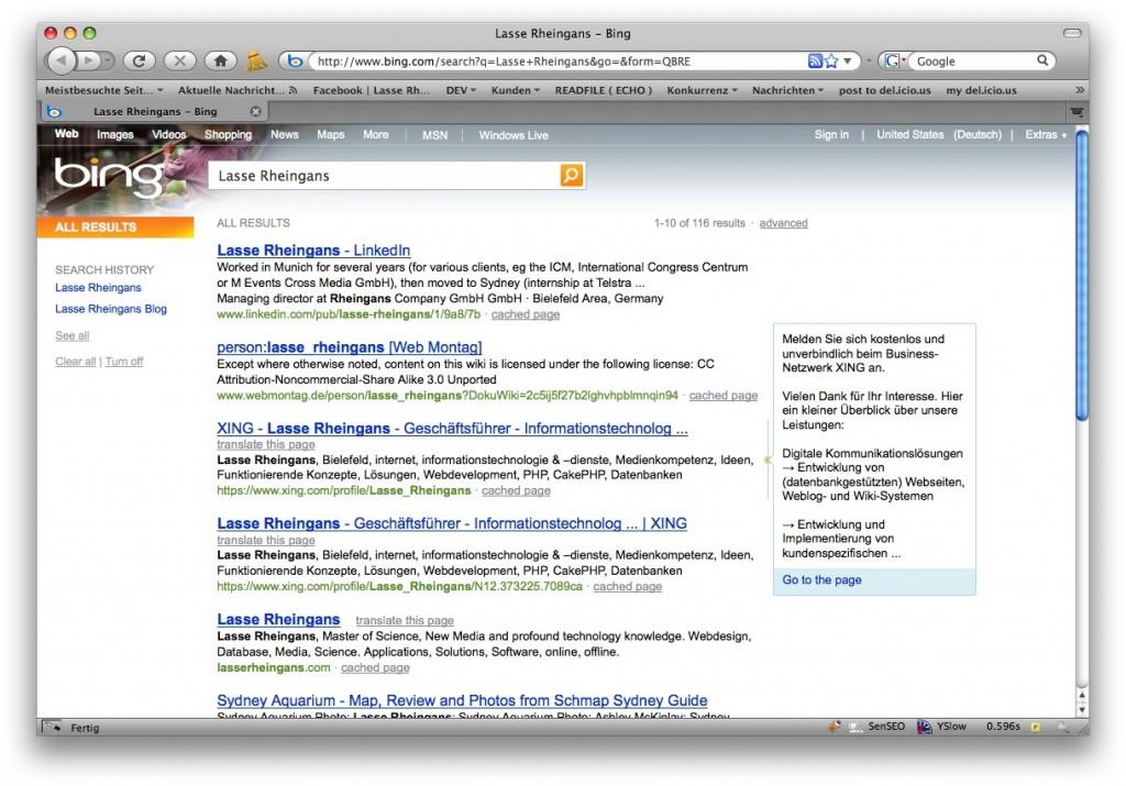 Suchergebnisse für Lasse Rheingans